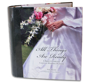 All Things Are Ready binder